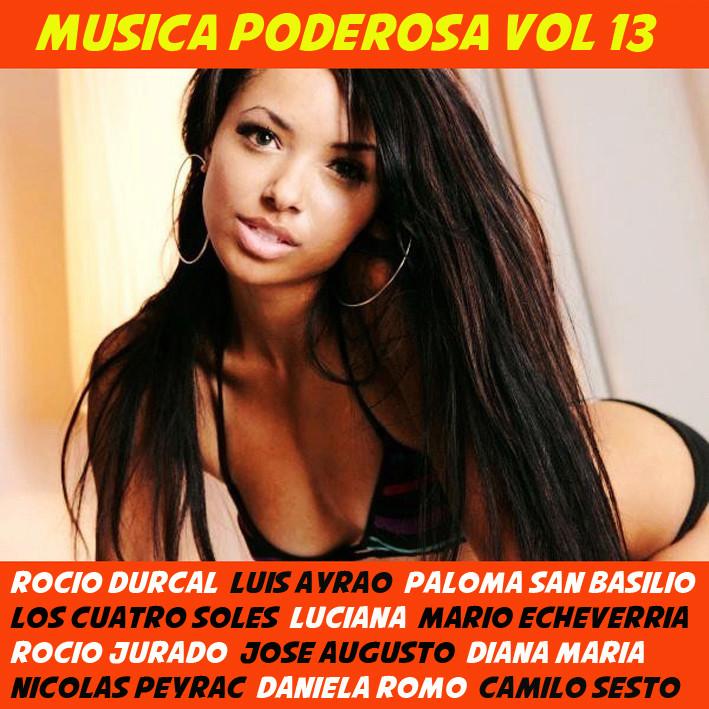 Musica Poderosa Vol 13 (Powerful Music Vol 13) (New Version 2018) Musica16