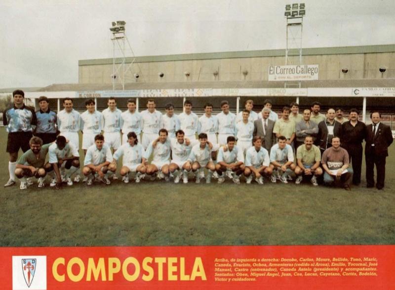 SD COMPOSTELA 92-93 Celta14