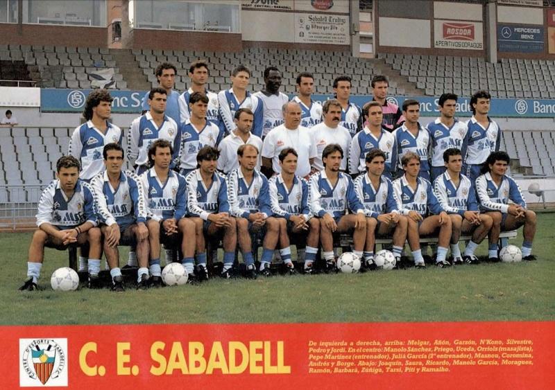 SABADELL 92-93 Celta15
