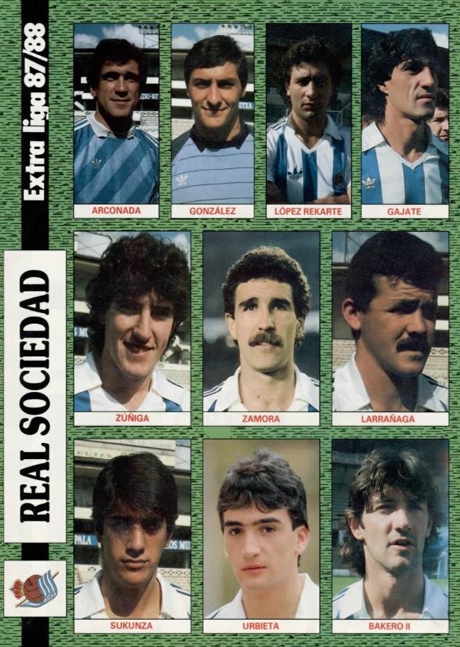 REAL SOCIEDAD 87-88 Celta33
