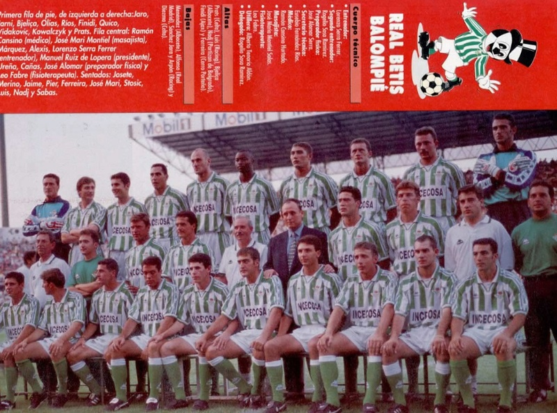 REAL BETIS 96-97 Extrea18