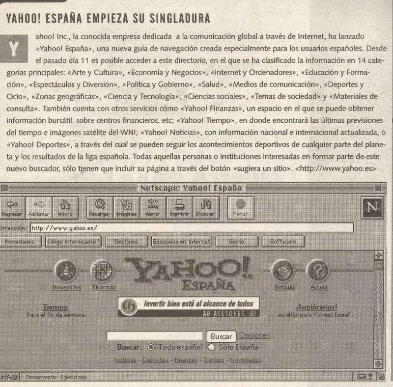 Nacimiento de Yahoo Extrea35