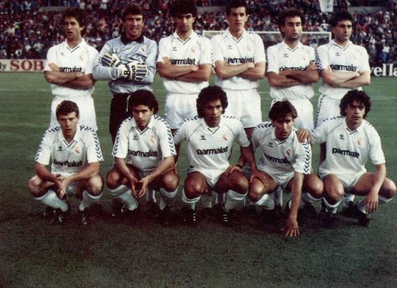 REAL MADRID 1987 Madrdi10