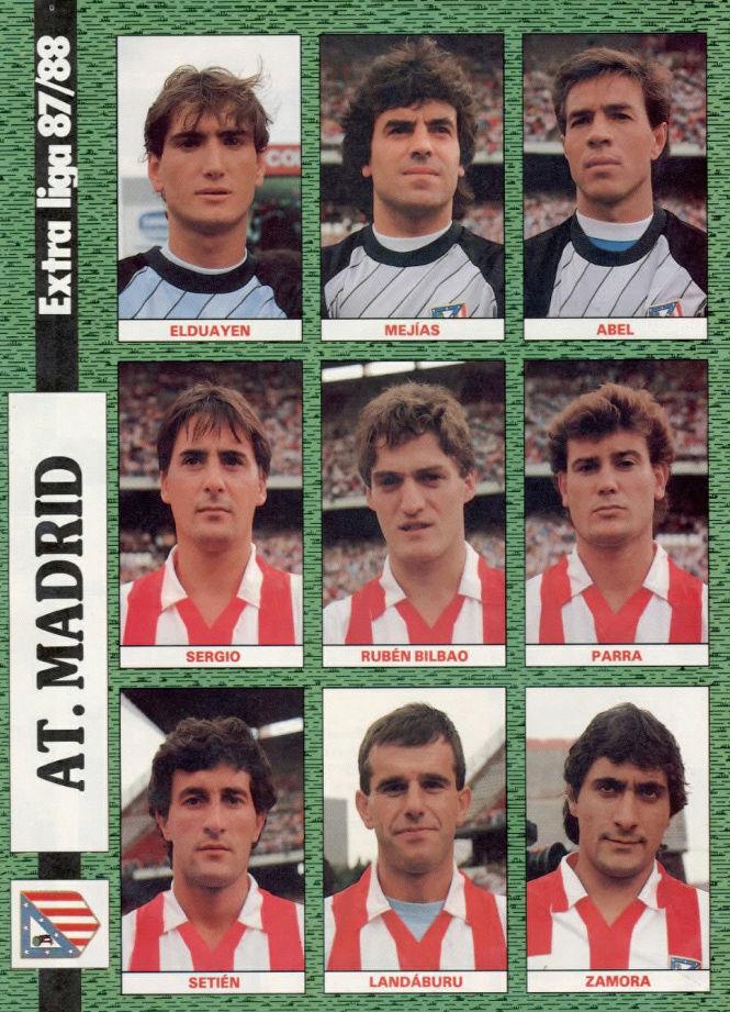 ATLÉTICO DE MADRID 87-88 Sevoyy14