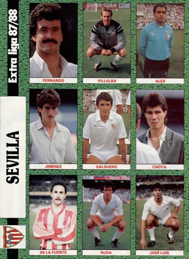SEVILLA 87-88 Sevoyy18