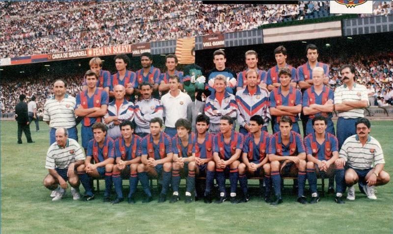 FC BARCELONA 89-90 Sevoyy53