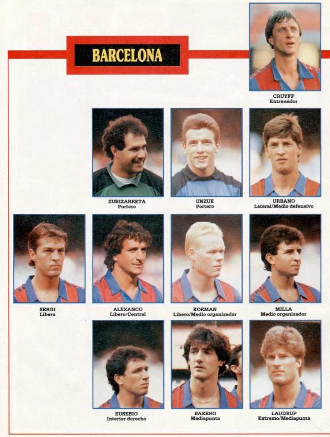 FC BARCELONA 89-90 Sevoyy54