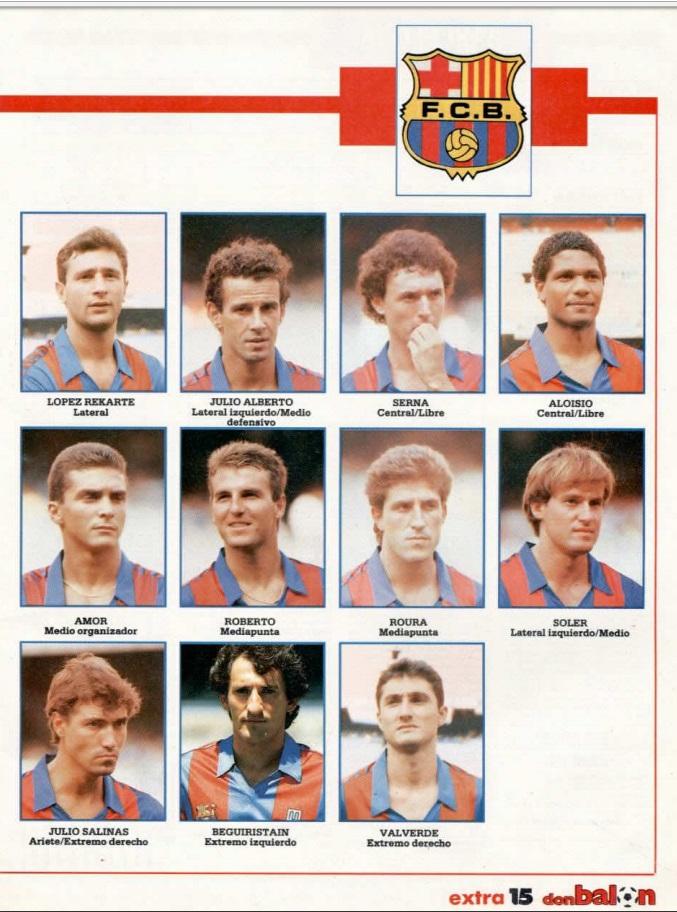 FC BARCELONA 89-90 Sevoyy55