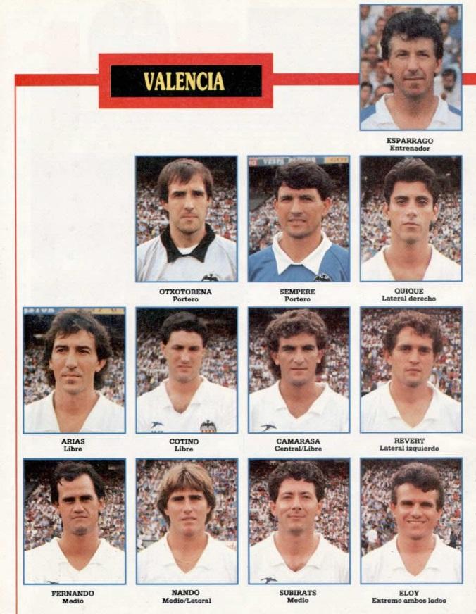 VALENCIA 89-90 Sevoyy57