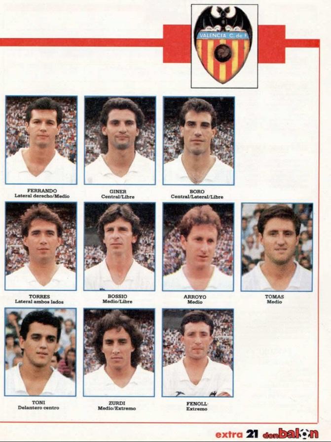 VALENCIA 89-90 Sevoyy58