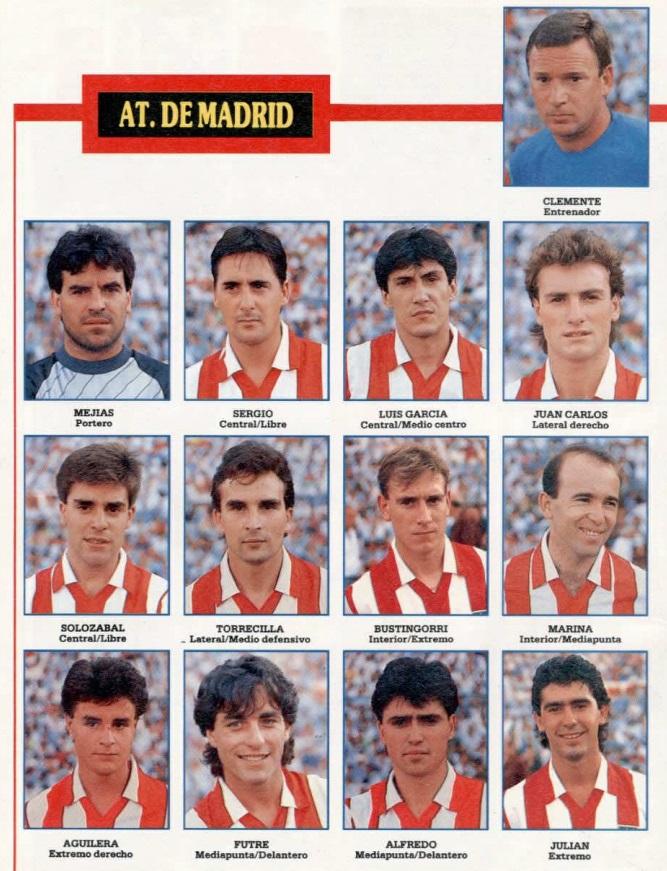 ATLETICO DE MADRID 89-90 Sevoyy60