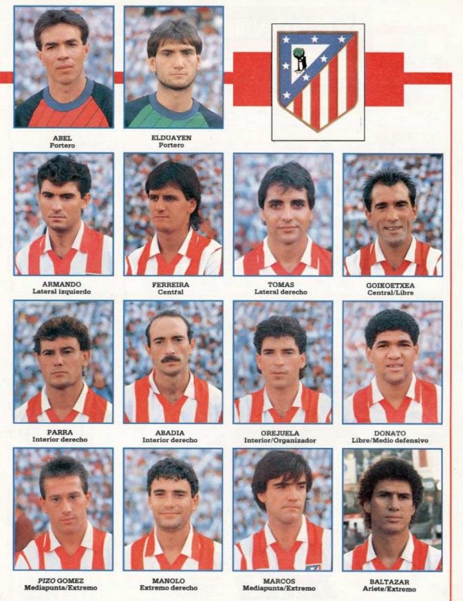 ATLETICO DE MADRID 89-90 Sevoyy61