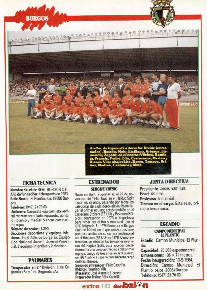 REAL BURGOS 88-89 Tempor11