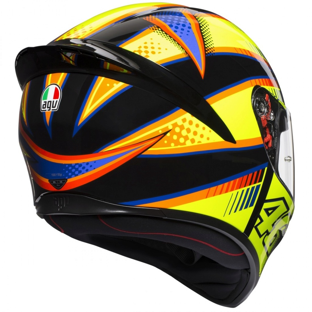 Casque - Page 26 Agv-k_11