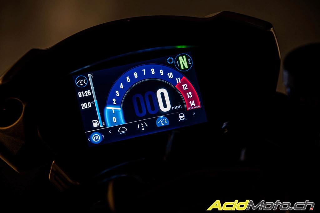 Speed  Triple 2018 Triump12