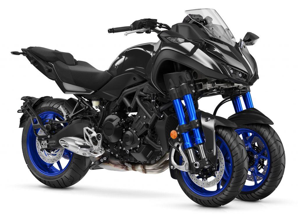 Yamaha Niken Yamaha10