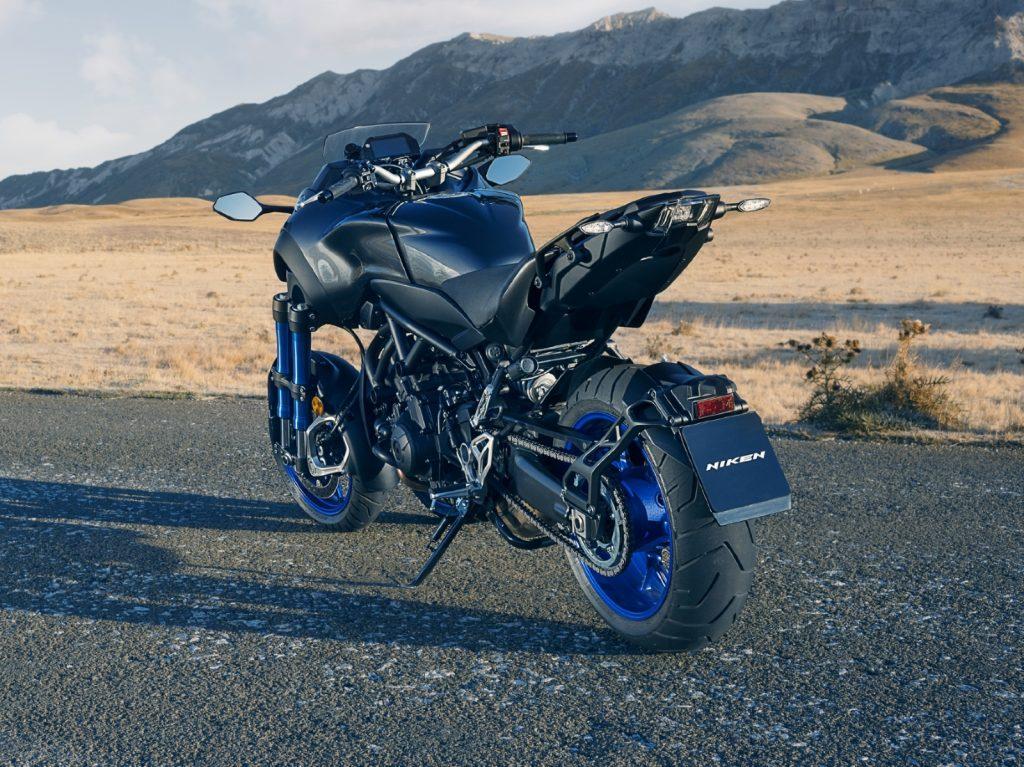 Yamaha Niken Yamaha12
