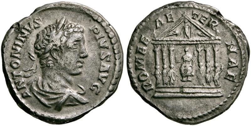 Doutes sur un rare Caracalla  35632810