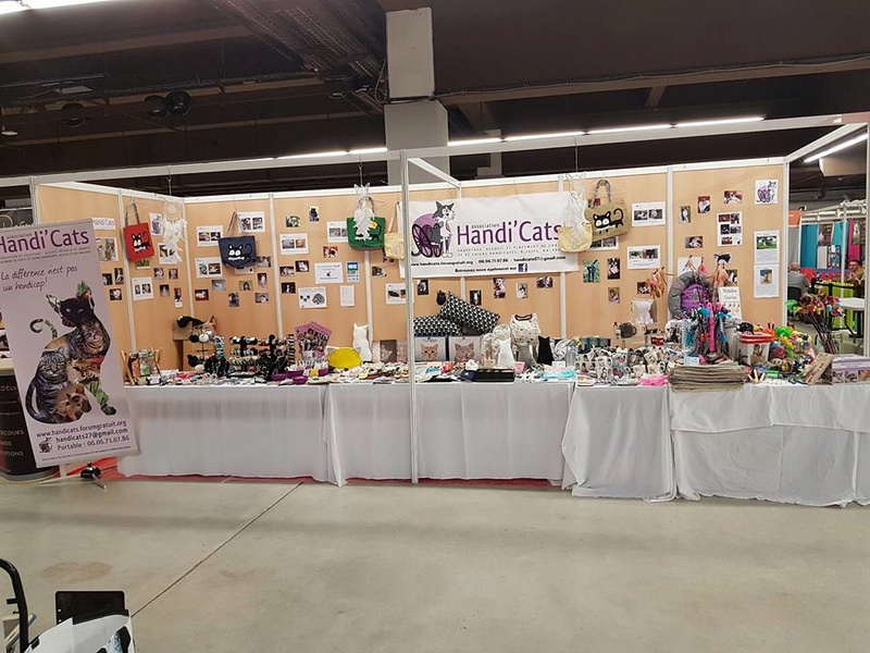 Salon chiens, chats  14-15 avril 2018  Salon310