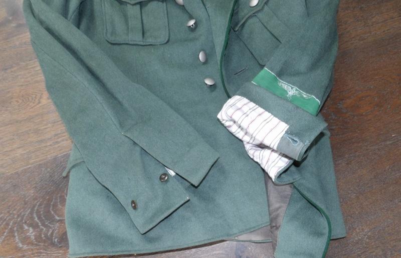 Veste de montagne Zollgrenzschutz 103_1915