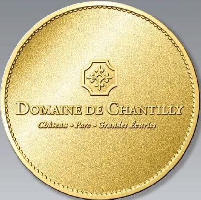 Chantilly (60500)  [UEDL / UEDM] 6010