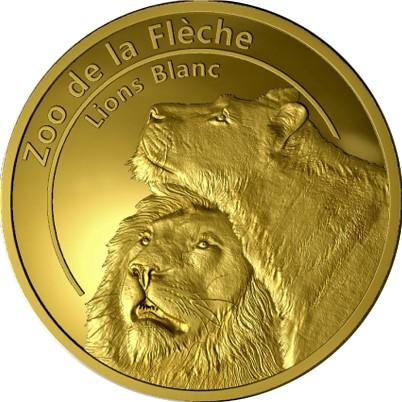 Médailles et Patrimoine 72lion10