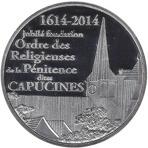Souvenirs et Patrimoine 40mm =  20 Capuci10