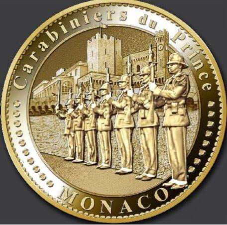 Principauté de Monaco  [UEAW / UEFD / UEMA] Carabi10