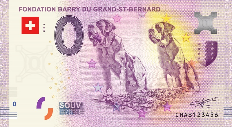Billets souvenirs 2018 = 19 Chab210
