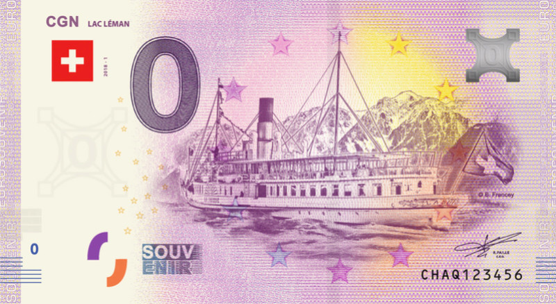 Billets souvenirs 2018 = 19 Chaq10