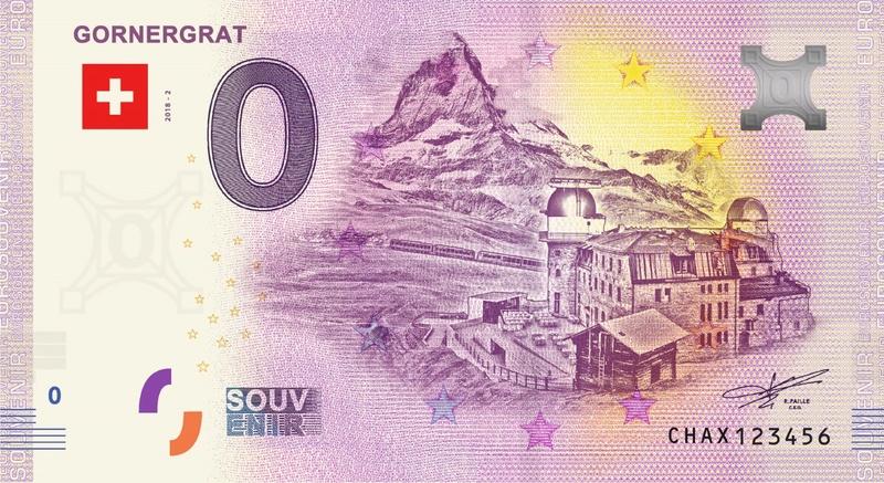 Billets souvenirs 2018 = 19 Chax210