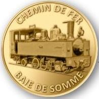 Saint-Valéry-sur-Somme (80230)  [Chemin Fer Baie Somme] Chemin10