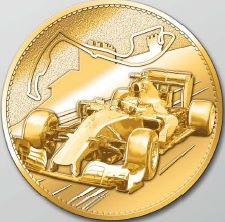 Principauté de Monaco  [UEAW / UEFD / UEMA] F110
