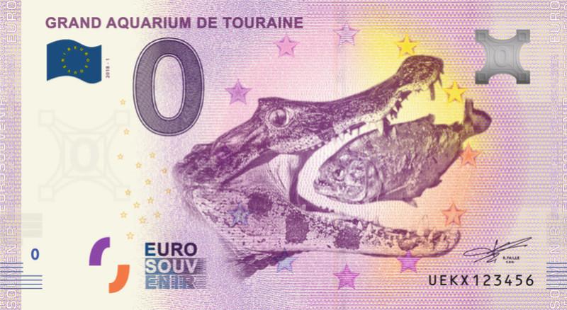 Lussault sur Loire (37400)  [Aquarium de Touraine UEKX] Fra_ue14