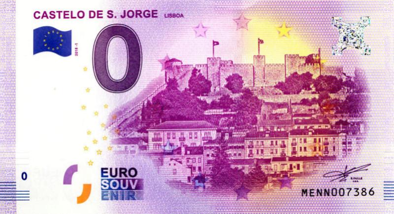 Billets souvenirs 2018  Jorge10