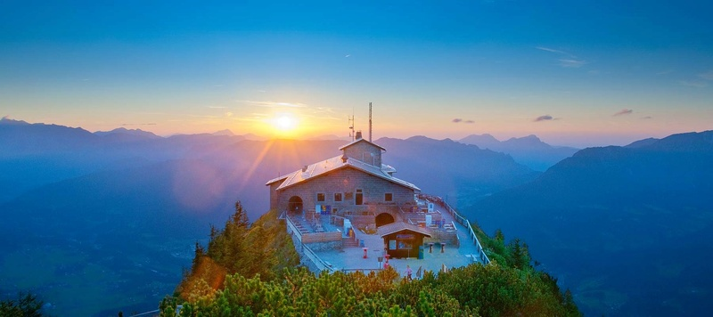 Berchtesgaden  [Eagles Nest XEBW] Kehlst10