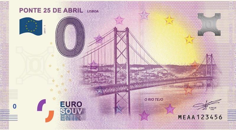 Billets souvenirs 2018  Lisboa10