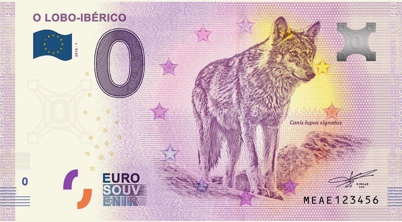 Billets souvenirs 2018  Lobo10