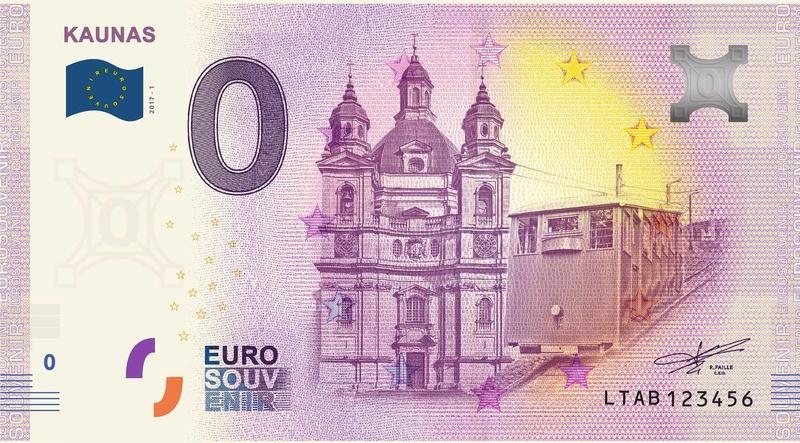 Billets 0 euro Ltab10