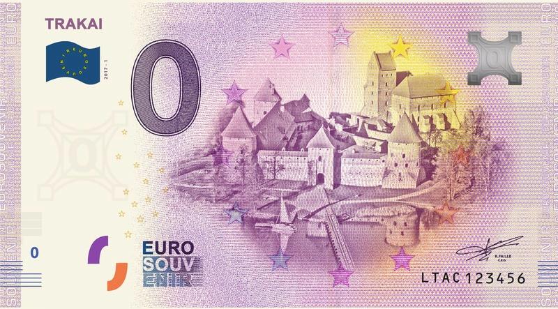 Billets 0 euro Ltac10