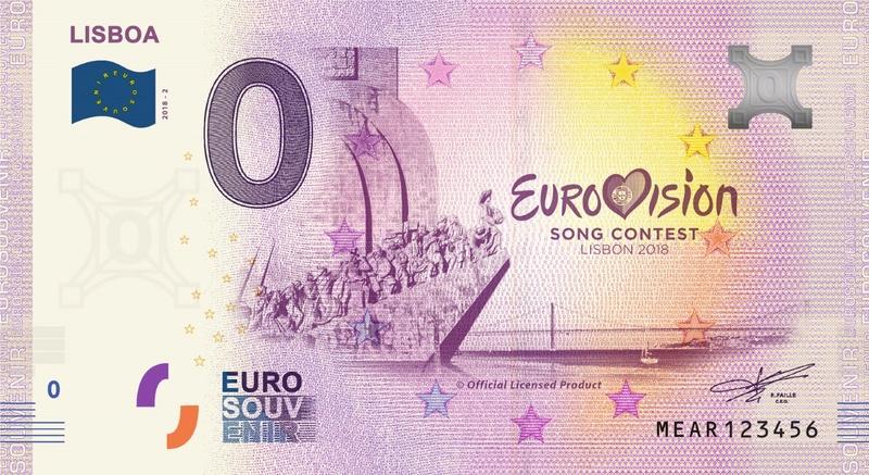 Billets souvenirs 2018  Mear210