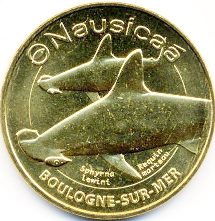 Boulogne-sur-Mer (62200)  [Nausicaa] Nausic12