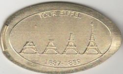 Elongated-Coin Te13