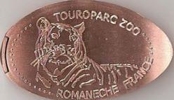 Elongated-Coin = 11 graveurs Tourop10