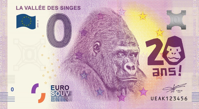 Billets 0 € Souvenirs  [Nouvelle Aquitaine = 73] Ueak210