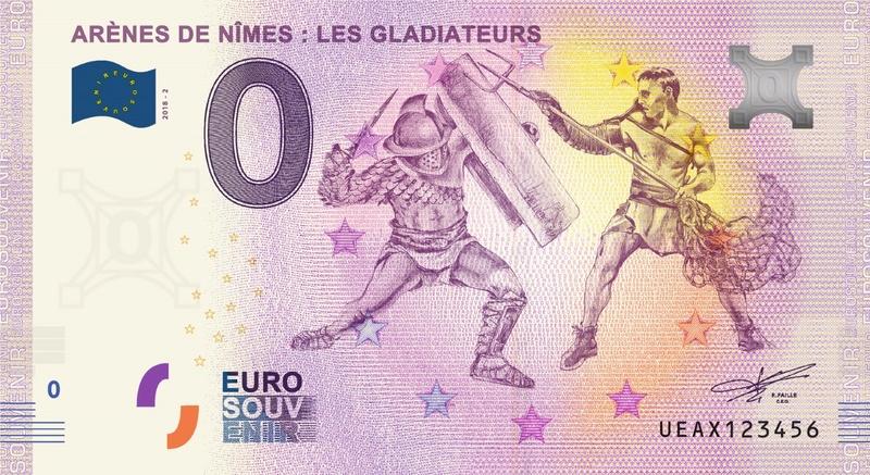 Billets 0 € Souvenirs = 80 Ueax210