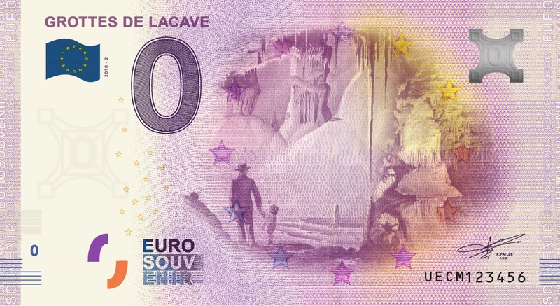 Billets 0 € Souvenirs = 75 Uecm210