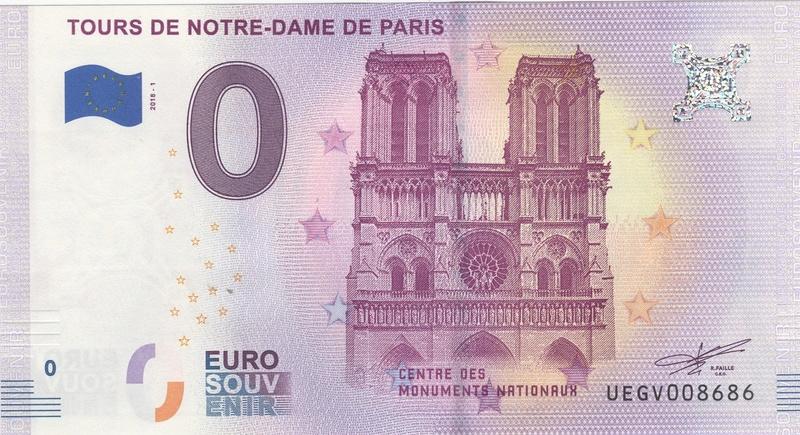 Paris (75004) [Notre-Dame / UEGV] Uecv-210