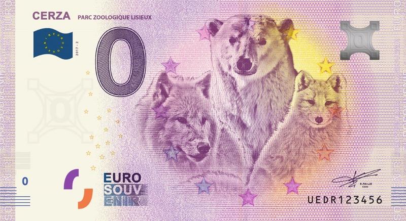 Billets 0 € Souvenirs [Normandie = 51] Uedr210