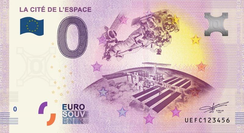 Billets 0 € Souvenirs = 80 Uefc210